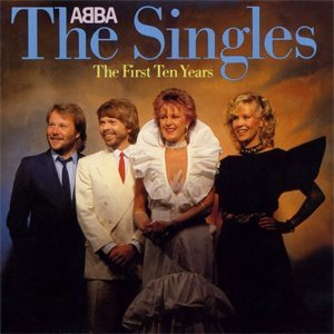 ABBA (阿巴合唱團) - The Singles: The First Ten Years
