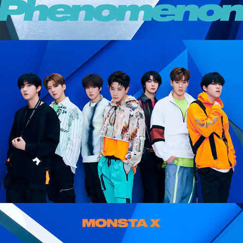 MONSTA X - Phenomenon