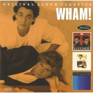 Wham! (渾合唱團) - Original Album Classics (3CD)