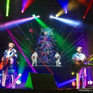 跟著柚唱柚跳超嗨!日本天團柚子亞洲演唱會 2019柚彈柚唱~拍手喝祭~台北公演