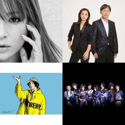 哪個日本歌手的中文最標準?