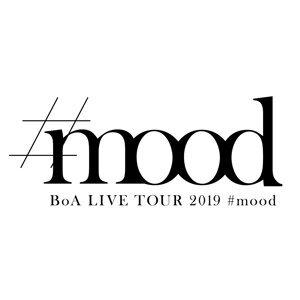 BoA LIVE TOUR 2019 - #mood - SETLIST