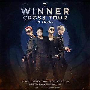 2019 WINNER 韓國演唱會