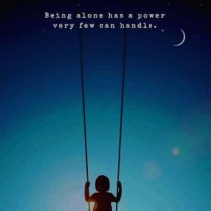 成熟要先習慣孤獨