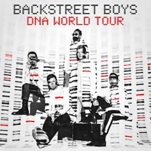 Backstreet Boys 2019 DNA Tour