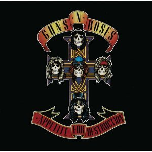 Guns N' Roses (槍與玫瑰合唱團) - Appetite For Destruction