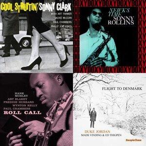 ジャズ喫茶の名曲たち Vol.1