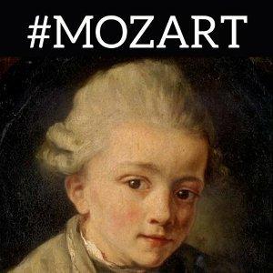 Wolfgang Amadeus Mozart (莫札特) - #Mozart