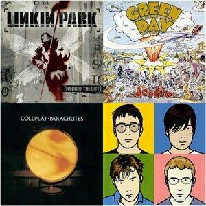 90西洋金曲Ultimate POP Songs(90s)!!!