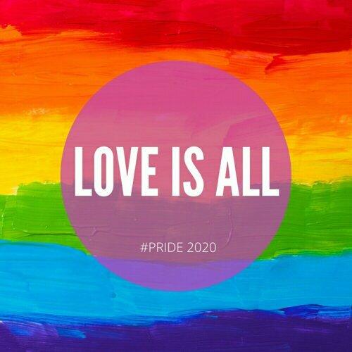Love is all ! 愛無限,愛是全部