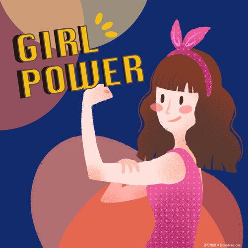 女力來襲!兼具力與美的超人們