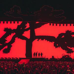 U2 THE JOSHUA TREE TOUR 2019 PREP LIST