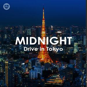 Midnight Drive in Tokyo