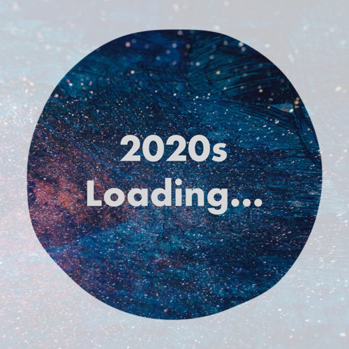 2020s Loading 跨年迭代預熱中