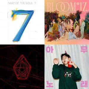 K-POP ヒット曲つめあわせ 【2019-20冬】
