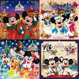 クリスマスもモチロン ディズニーでしょ?夢があふれまくるディズニー(リゾート)クリスマス曲集