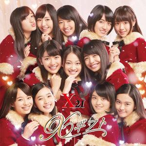 アイドルたちの歌うクリスマスソング