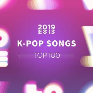 2019 KKBOX Top 100 K-Pop Singles