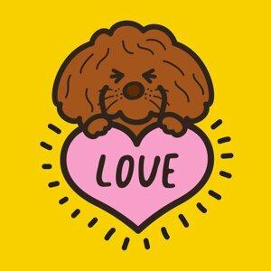 LOVE by 🌈麥提莎