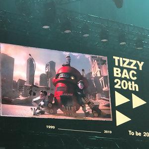 【鐵之貝克XX】Tizzy Bac 20th 20191214