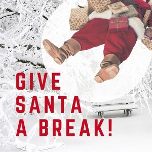 ⛄ 聖誕老公公:「不想上班,只想耍廢。」