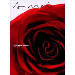 aMEI (張惠妹) - 愛的力量10年情歌最精選 (5CD全球豪華限量版)