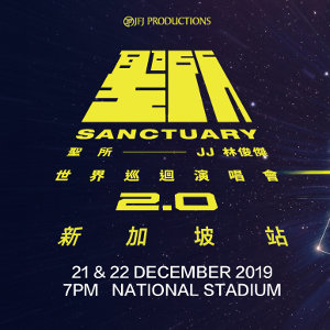 JJ LIN SANCTUARY 2.0 WORLD TOUR 林俊杰圣所2.0世界巡回演唱会