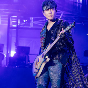 JJ Lin Sanctuary 2.0 World Tour Singapore Set List