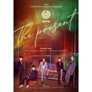 DAY6 2019 Christmas Special Concert 'The Present' 2019/12/22