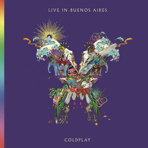 Coldplay (酷玩樂團) - Live In Buenos Aires (夢過頭:世界巡迴演唱會現場紀實)