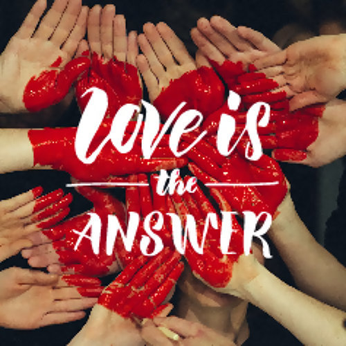 LOVE is the Answer!把愛說出來