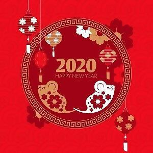 2020~喜氣洋洋過好年 🏮
