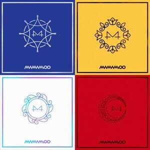 最強4人組【MAMAMOO】