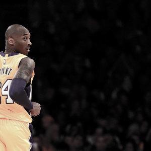 Kobe 傳奇。訣別