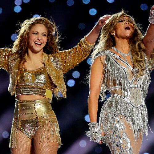 JLo x Shakira 2020 超級盃中場秀 演出曲目
