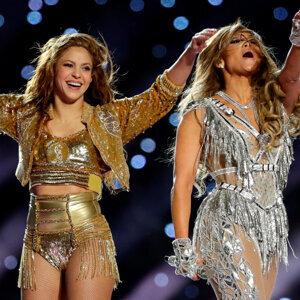 JLo x Shakira 2020 超級盃中場騷 演出歌單
