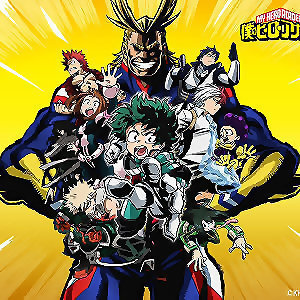 我的英雄學院(My Hero Academia)