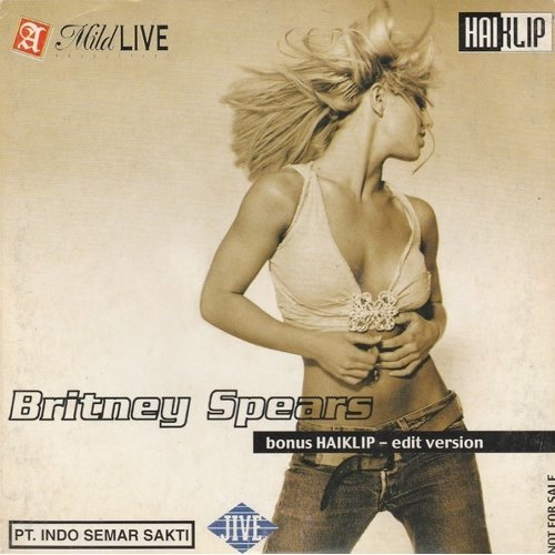 Britney Spears (布蘭妮) - The Best Of Britney - Edit Version