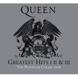 Queen (皇后合唱團) - The Platinum Collection - 2011 Remaster