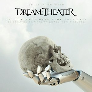Dream Theater Distance Over Time Tour setlist