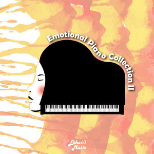 証聲音樂圖書館 ECHO MUSIC - 抒情鋼琴精選輯 II Emotional Piano Collection II
