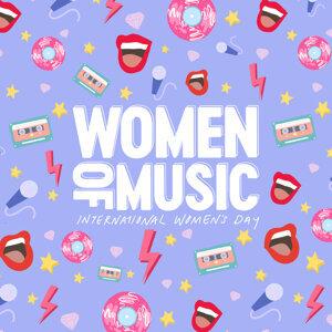 Women Of Music女聲向前走