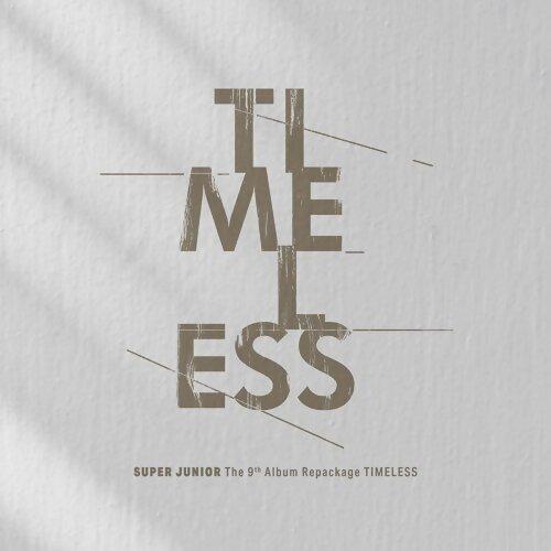 SUPER JUNIOR - 第九張正規改版專輯 『TIMELESS』