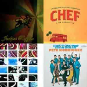 Chef (五星主廚快餐車電影原聲帶) 歌單