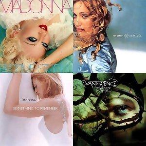 ♀智恆♂[5]Madonna (瑪丹娜) - Bedtime Stories