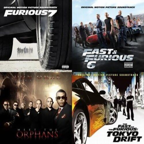Furious 7: Original Motion Picture Soundtrack (玩命關頭7 電影原聲帶) - Fu