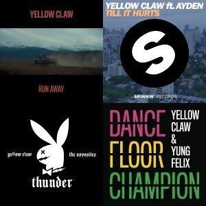 Yellow Claw - Run Away