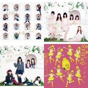 AKB48 - 永遠的壓力