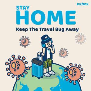 Stay Home 🏠Keep The Travel Bug Away