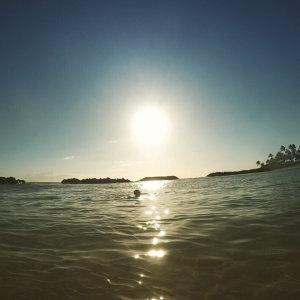 Hawaii moment